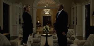 Bildausschnitt aus House of Cards Staffel 4 Episode 2. © Netflix Inc.