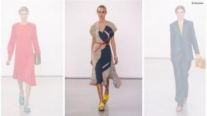 Screenshot des Artikel über Paul Smith Fashion Show auf Elle.de